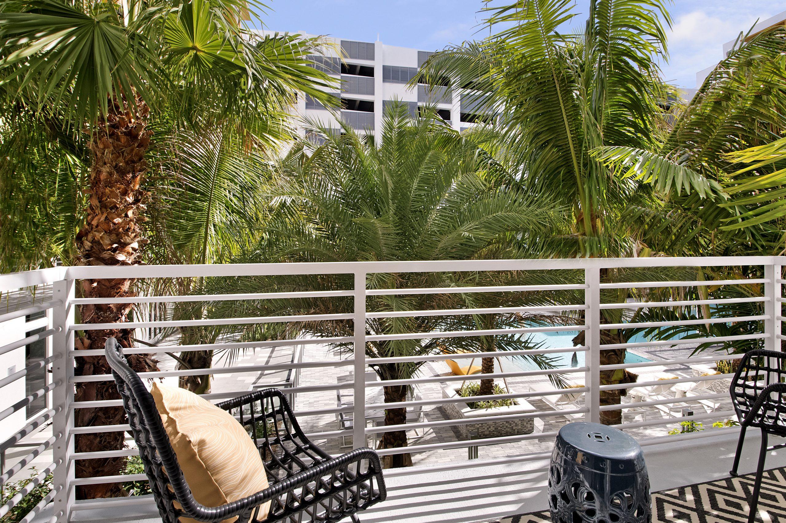 Aura Boca Balcony