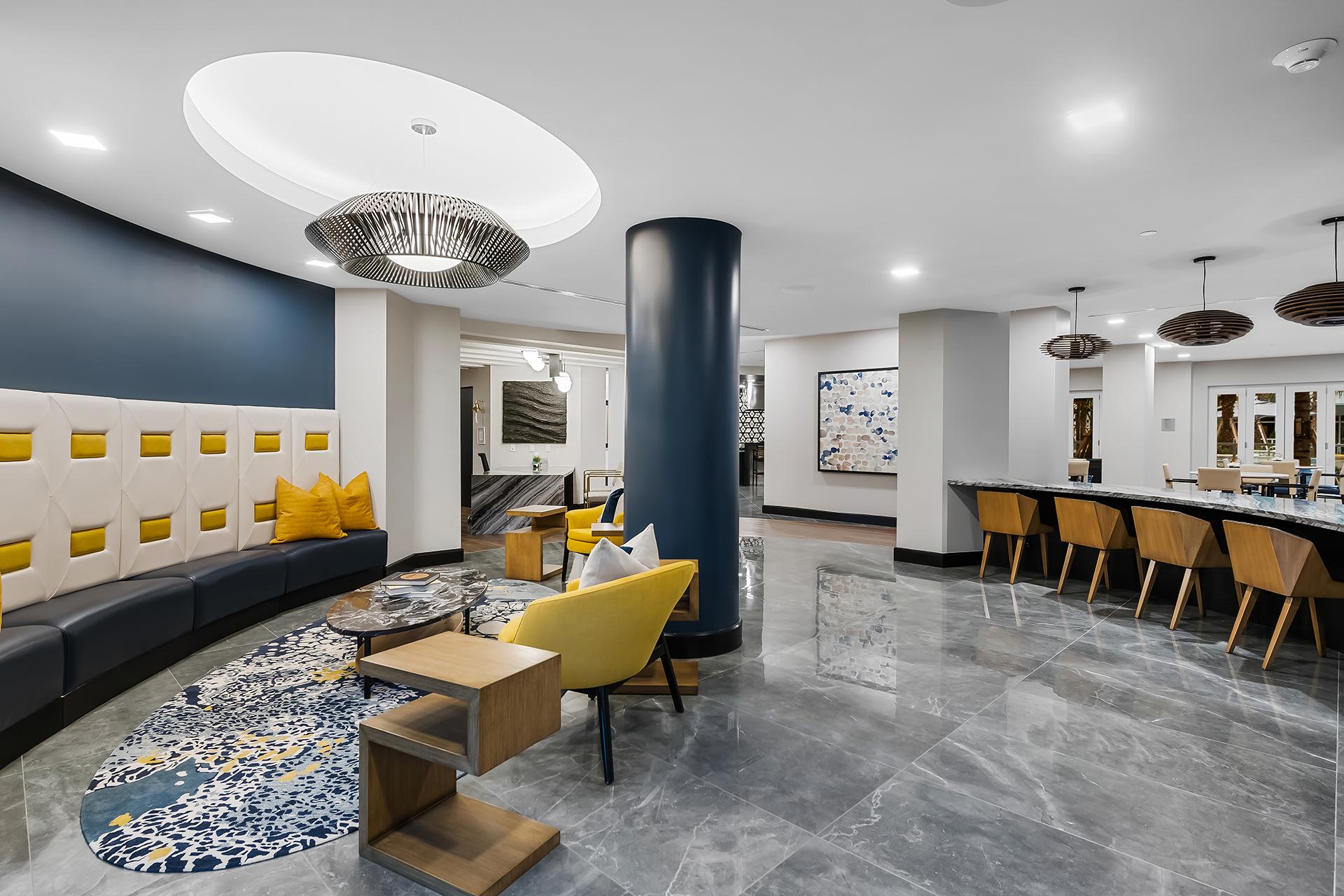 Aura Boca Resident Lounge