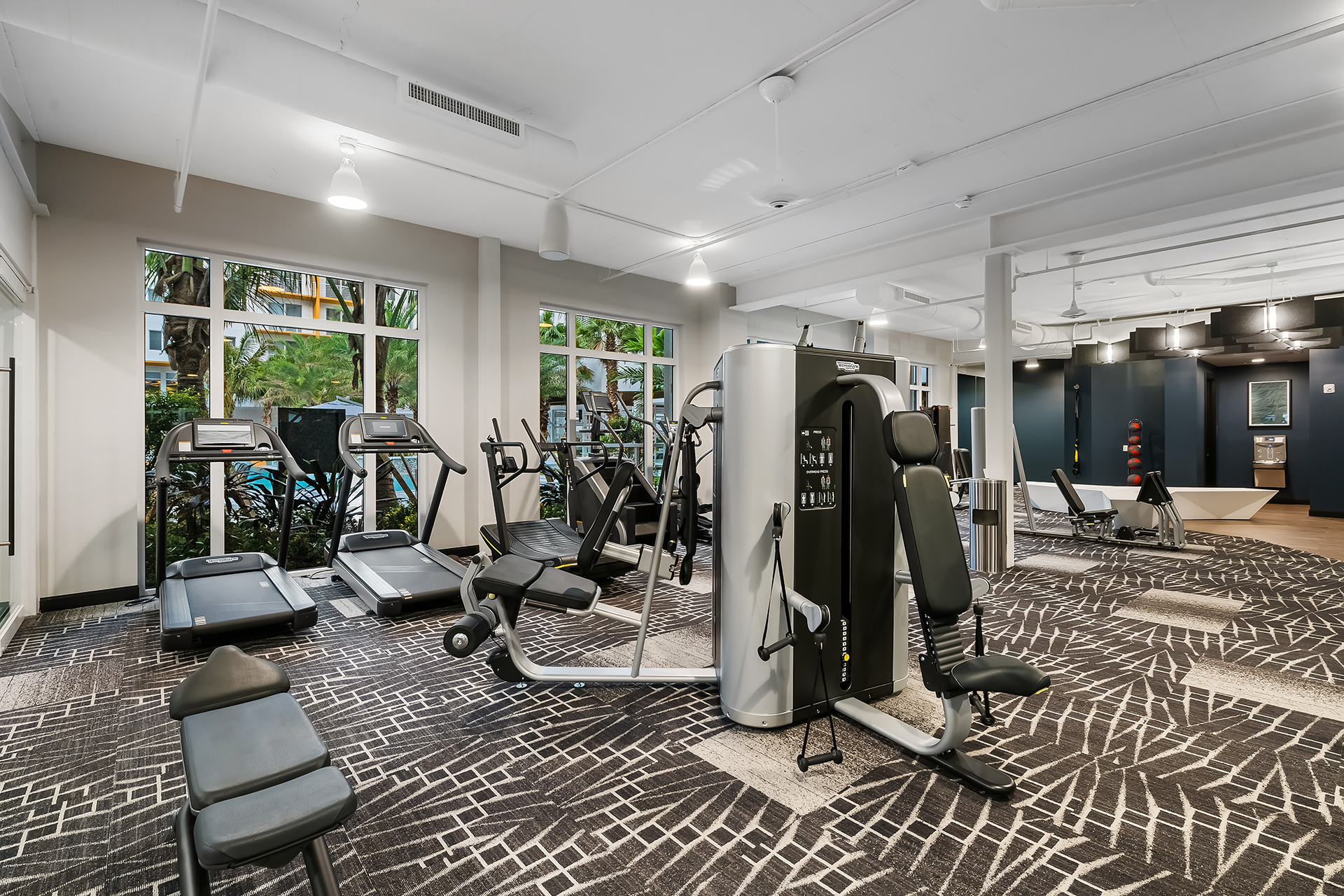 Aura Boca fitness center